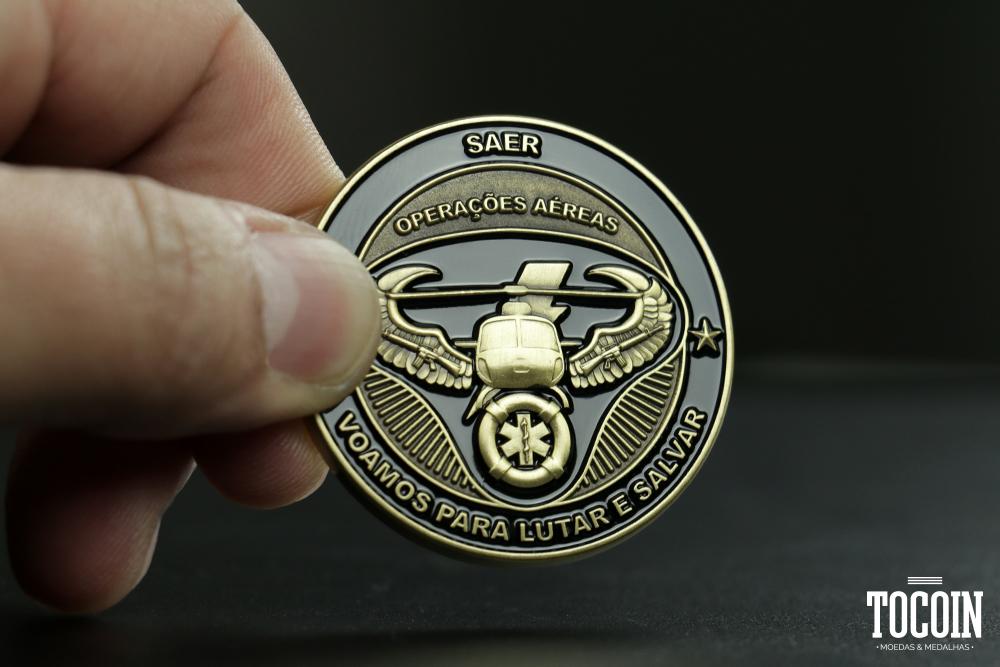 Medalha do SAER/RJ