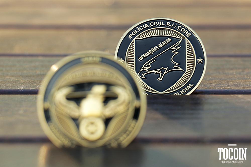 medalha-militar-personalizada-saer-rj
