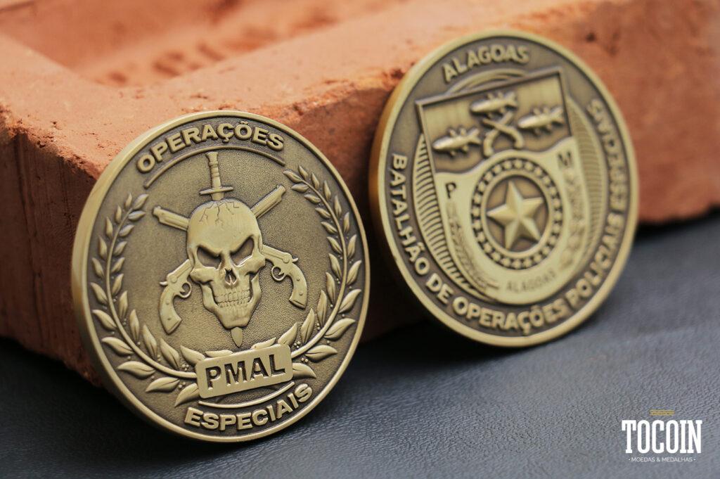 """""""medalha policia militar alagoas"""""""