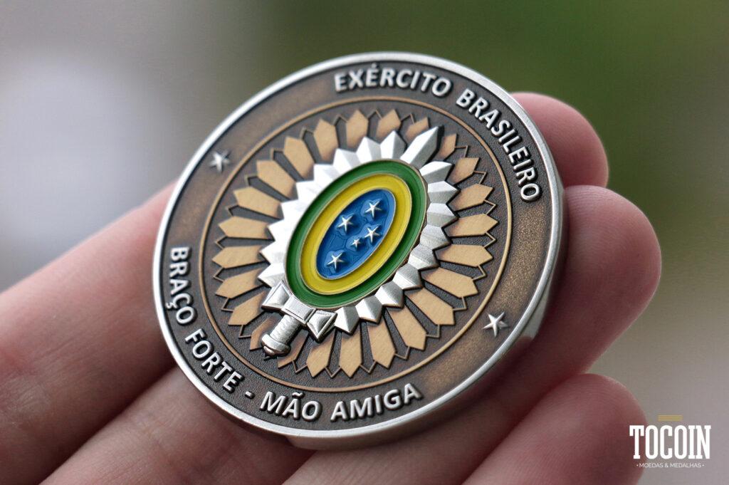 """medalha militar exercito brasileiro"""