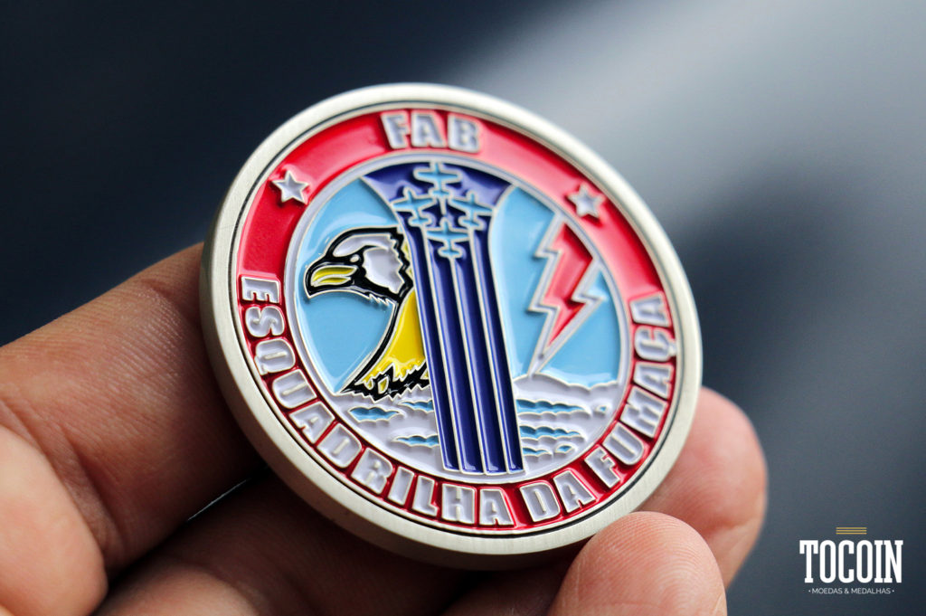 """medalha militar esquadrilha da fumaca"""