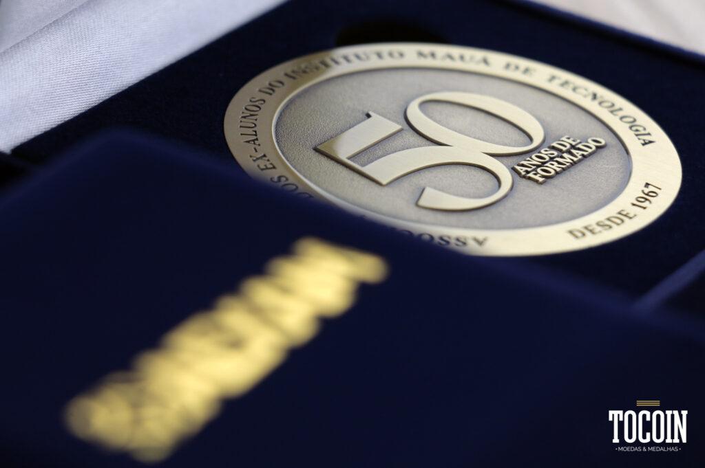 medalha para motivar colaboradores