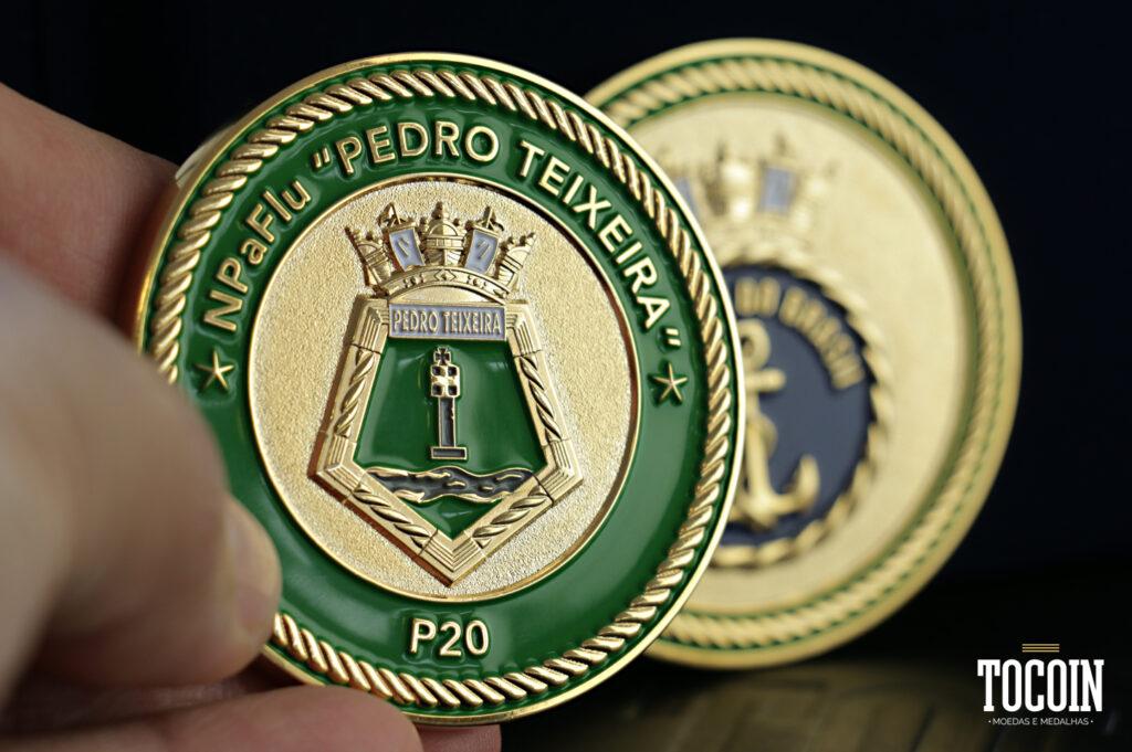 "Medalha do NPaFlu ""Pedro Teixeira"""