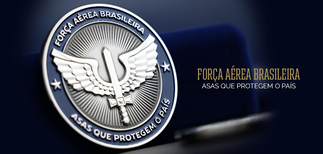 Conheça e garanta a sua moeda da Força Aérea Brasileira! a4e3151438e