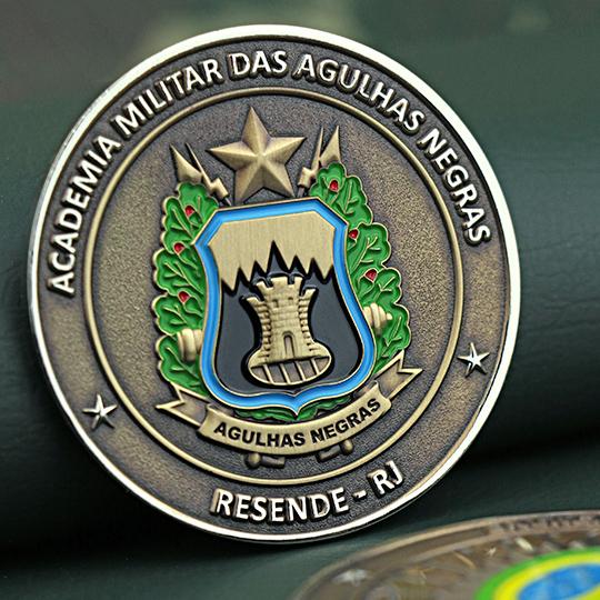moeda militar da aman exército brasileiro