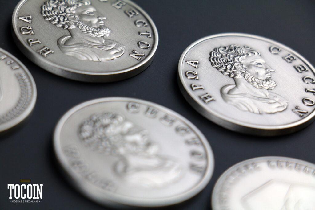 moedas empiricus research clientes