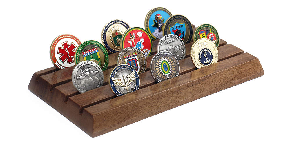 Expositor Challenge Coins Tocoin